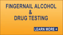 Findernail Alcohol and Drug Testing